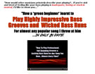 Bass Guitar Secrets product image