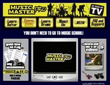 Instrument Master Pro website