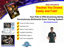 Begin Drumming product image