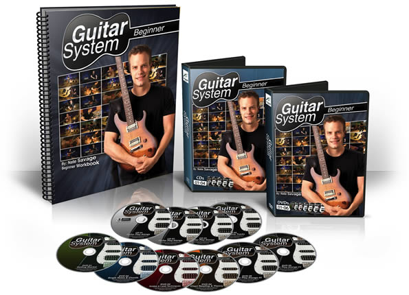 Beginner Guitar System product image