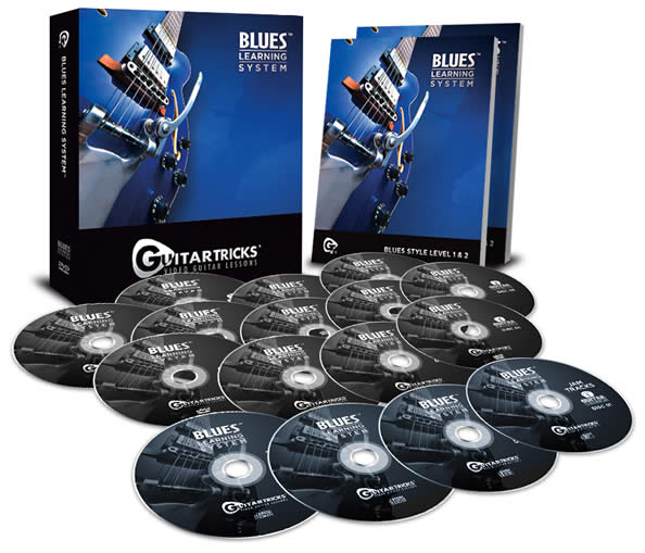 Blues Guitar System product image